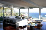 Pitt / Jolie House: Living Room